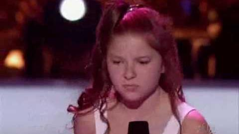 Bianca America's Got Talent Audition