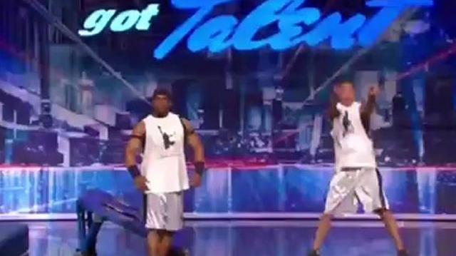 The Flyte Cru, Auditions ~ America's Got Talent 2012 New York