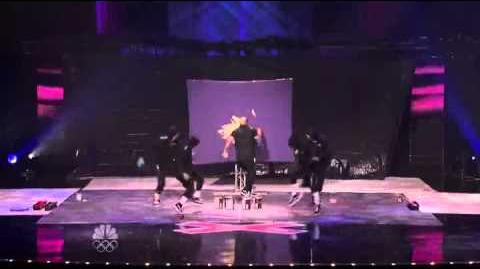 David Garibaldi and his CMYK's - Vegas Round - America's Got Talent 2012