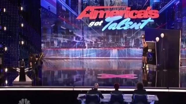 Ben Blaque, 33 ~ America's Got Talent 2012, Auditions St