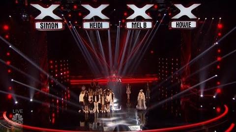 America's Got Talent 2016 Live Shows Round 1 Results Part 1 S11E13
