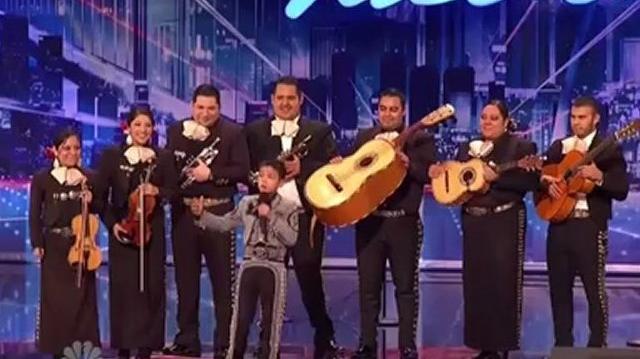 Sebastien, 10-30, Austin Auditions ~ America's Got Talent 2012
