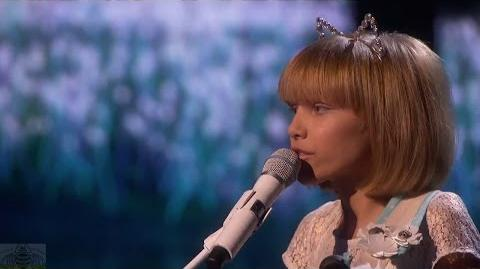 America's Got Talent 2016 Finals Resullts Grace Vanderwaal Special Performance S11E23