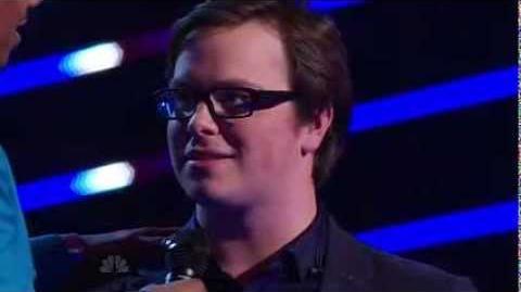 Jonathan Allen - America's Got Talent 2013 Season 8 - Radio City Music Hall