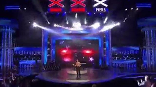 Charles Peachock, Top 48 (Q4) ~ America's Got Talent 2011 LIVE-0