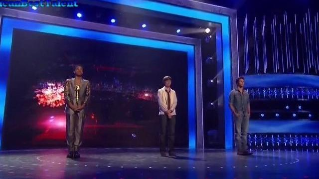 Top 48 Results (Q2) ~ America's Got Talent 2011 LIVE (p4)