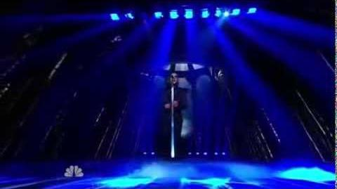 Andrew De Leon - Semi Finals America's Got Talent 2012