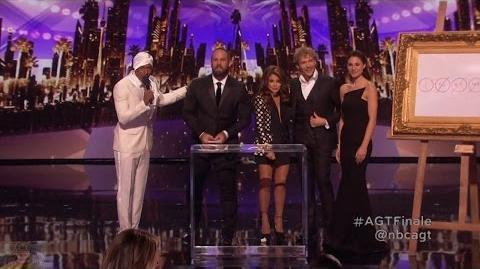 America's Got Talent 2016 Finals Resullts Clairvoyants & Dorenbos Special Performance S11E23