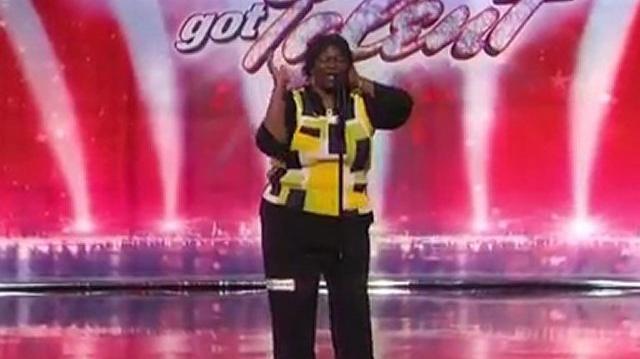 Alice Tan Ridley, 58 ~ America's Got Talent 2010, auditions NY Day2