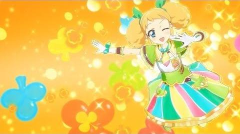アイカツ! 56話 挿入歌 Aikatsu! 56 Insert song - prism spiral