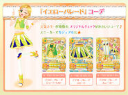 Yellow Parade Anime OA