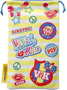 Vivid Kiss MF Bag back