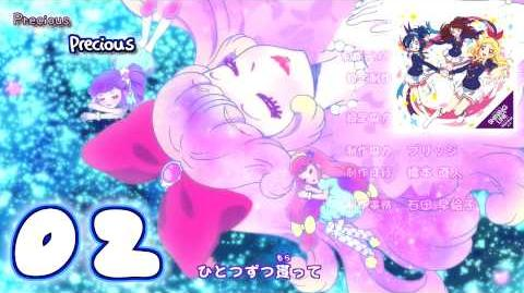 Aikatsu! 4th OP&ED Theme Single Track02