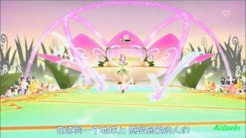 【HD】Aikatsu! - episode 26 - Sakura - Happiness on the Same Earth【中文字幕】
