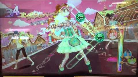 アイカツ!プレイ動画 オーロラファンタジーでファッションショー