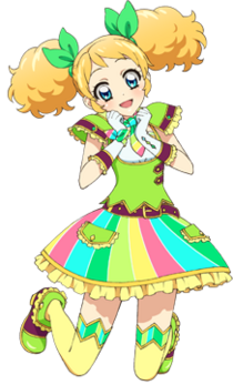 K saegusa aikatsu wiki fandom powered by wikia for Schuhschrank no name 05 sp