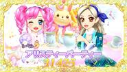 Alice Tea Party Madoka & Rin