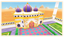 Arabian Dream Stage