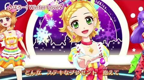 アイカツ!ミュージックビデオ『はろー! Winter Love♪』をお届け♪