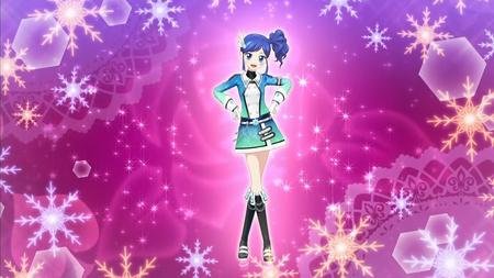 Aikatsu aoi futuringgirl winter-ed