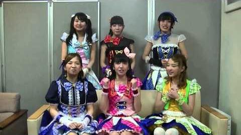 AIKATSU☆STARS! @JAM2015コメント動画