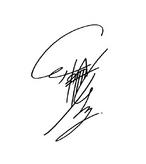 Sign hikari