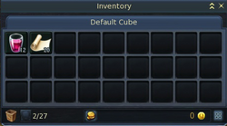 Starting inventory