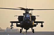 Apache takeoff