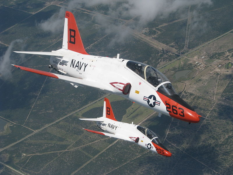 Training Jet Aircraft