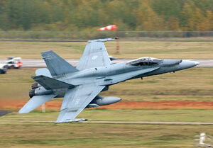 CF-18 Cold Lake Alberta