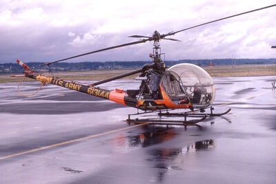OH-23G Raven 61-3144