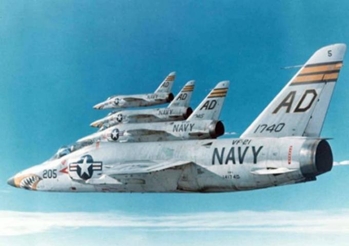 Grumman F-11 Tiger | Aircraft Wiki | Fandom powered by Wikia