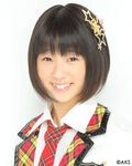 HKT48 Kumazawa Serina 2012
