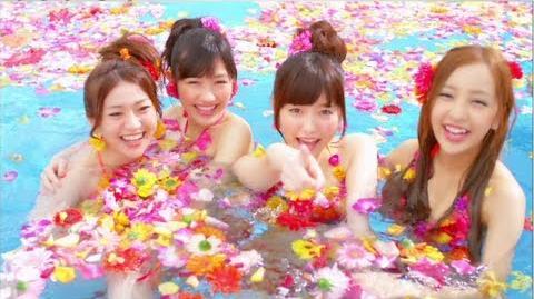 【MV】さよならクロール AKB48 公式