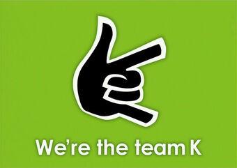 AKB48 Flag TeamK