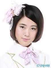 SNH48 Wang BoShuo 2014