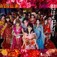 AKB48 - Kimi wa Melody Type-B Lim