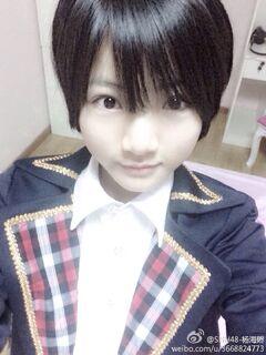 SNH48 Yang HaiJin 2013