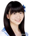 NMB48 Kurokawa Hazuki 2012