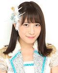 SKE48 Saito Makiko 2016