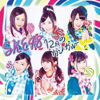 SKE48 - 12gatsu no Kangaroo Reg B
