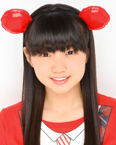 AKB48 Takeuchi Misaki Baito