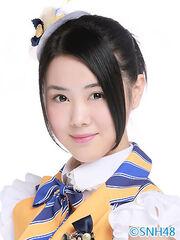 SNH48 WangBaiShuo 2014