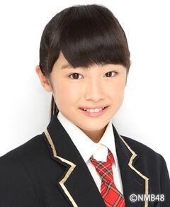 NMB48 Nishinaka Nanami 2015