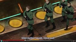 DES Troops