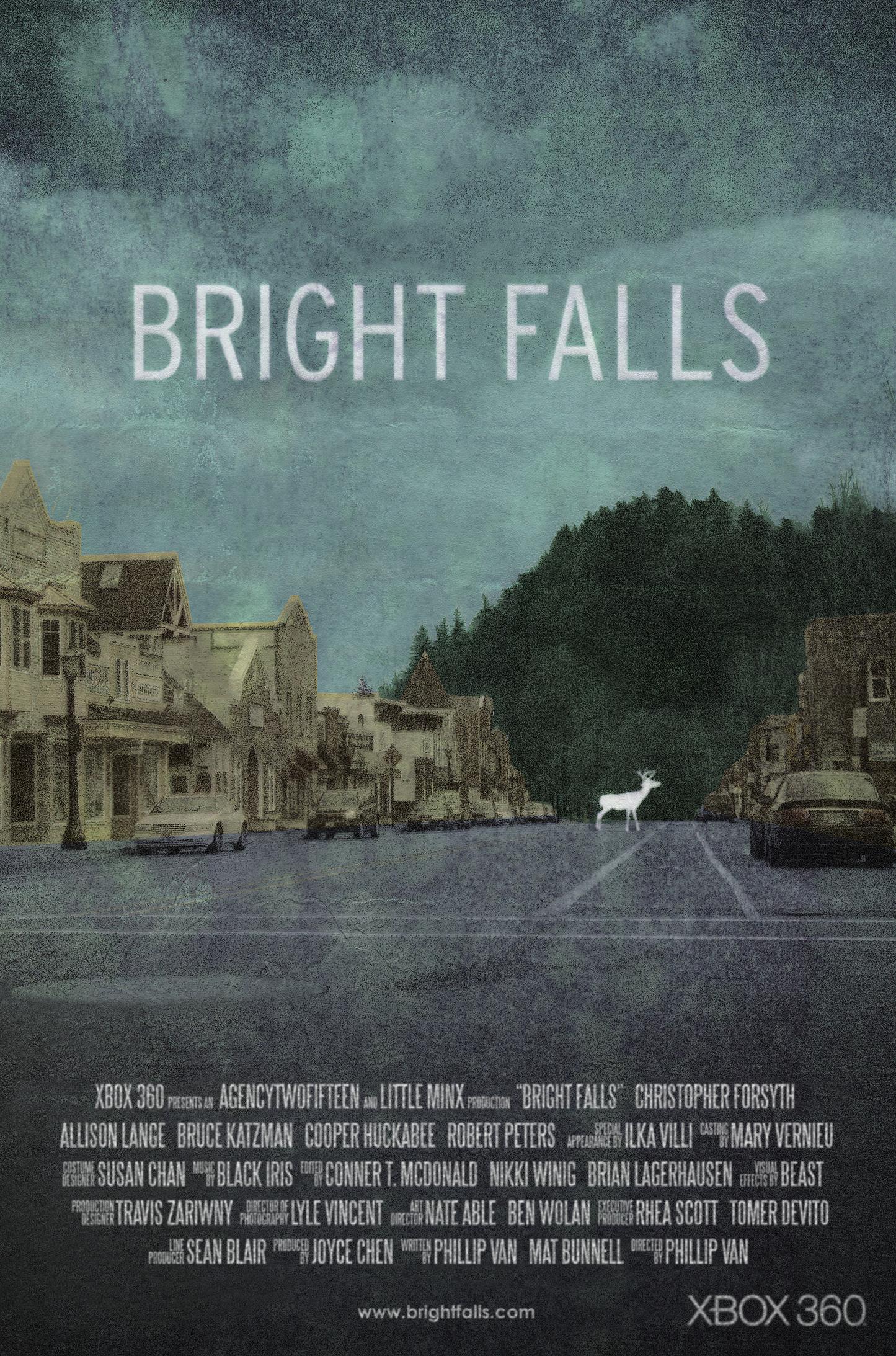 Bright Falls Mini Series Alan Wake Wiki Fandom