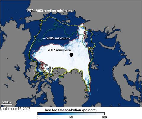 Sea-ice2007