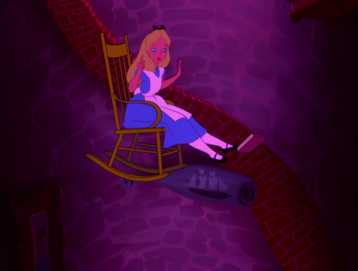 Image Alice In Wonderland Disneyscreencaps Com 603 Jpg