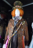 Johnny Depp MadHatter outfit