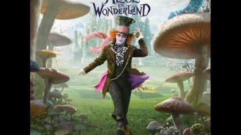 Alice in Wonderland Soundtrack-The Cheshire Cat